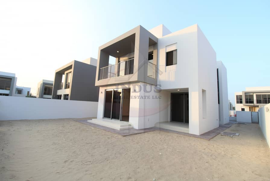 Motivated Seller   Ready Independent Villa   3BR+M Type E1