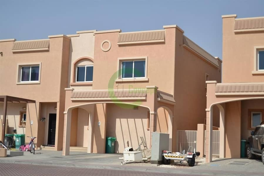 2 Lovely Home With Garden | No Rent Refund| Al Reef Village