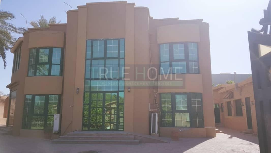 Spacious 5 BR Commercial Villa in Al Jazzat