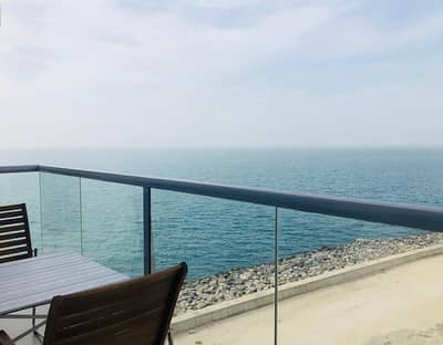 1 Bedroom Apartment for Sale in Al Marjan Island, Ras Al Khaimah - FOR SALE FULL SEA VIEW AND FULLY FURNISHED 1 bed