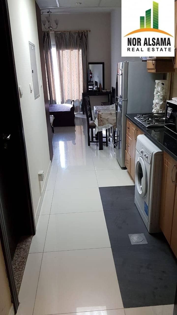 2 Less price!! Furnished 443 sq ft studio in Elite 5 facing lake @ 290000