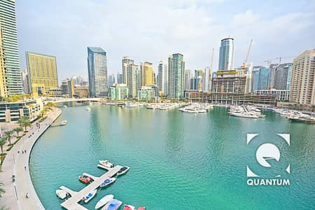2 Bedroom Flat for Rent in Dubai Marina, Dubai - Full Marina View | New to the Market | Must See