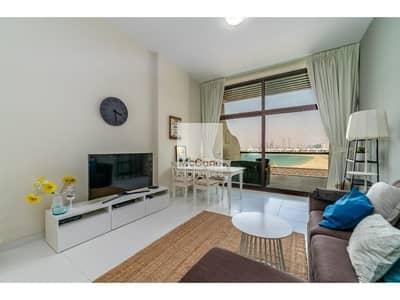 استوديو  للبيع في نخلة جميرا، دبي - Luxury Fully Furnished Studio Club Vista