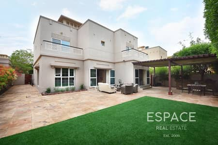 5 Bedroom Villa for Sale in The Lakes, Dubai - Exclusive | Perfect Condition | Close to Amenities