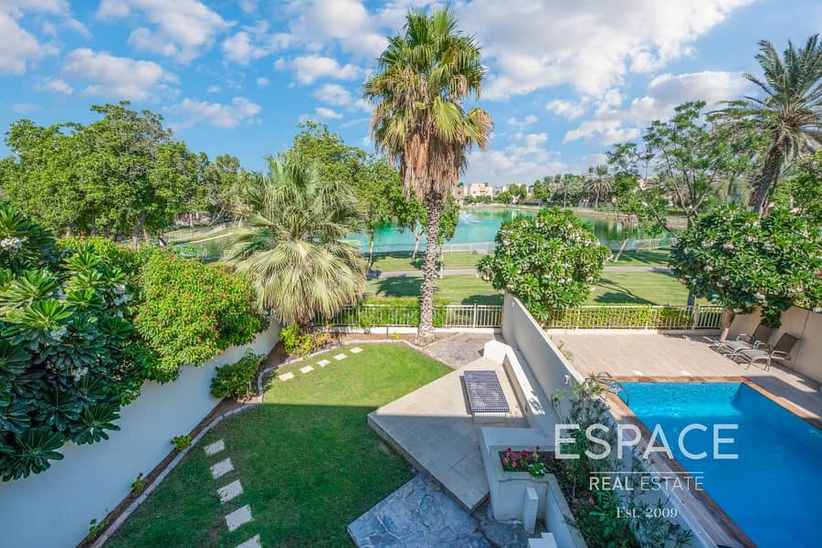 Extended and Upgraded with Stunning Lake Views