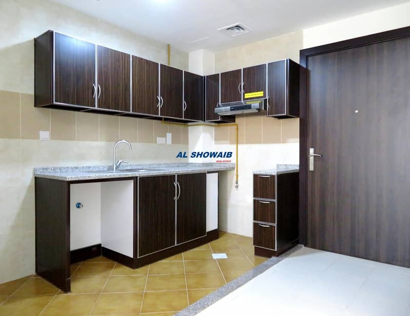 2 | Brand New  | 3 Bedroom | Hall | 4 BATH | Al Muteena | Deira |