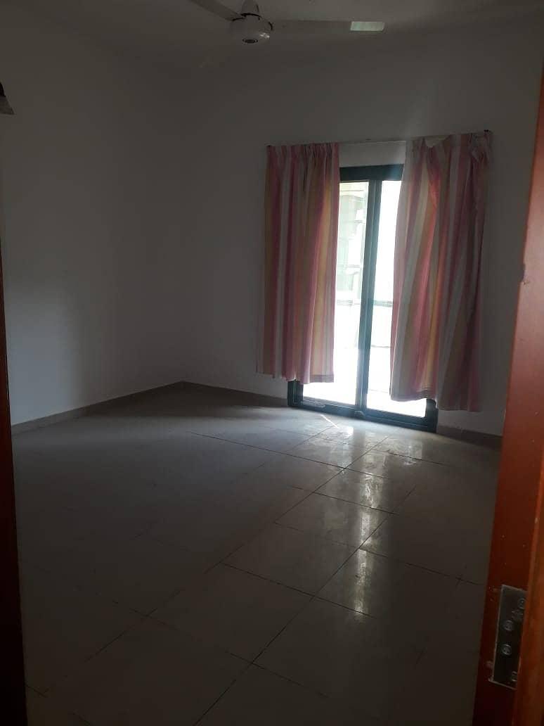 spacious 2 bed hall for Rent Rashidiya Towers