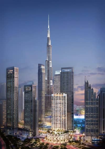 2 Bedroom Flat for Sale in Downtown Dubai, Dubai - 20% Post Handover | 2% DLD Wavier | Burj Crown Downtown