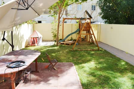 2 Bedroom Villa for Rent in The Springs, Dubai - Back to Back Good Condition 4M Available End Jan