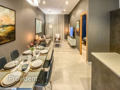 2 Bedroom Flat for Sale in Jumeirah Village Circle (JVC), Dubai - Monthly Installments | Study Room | Luxury