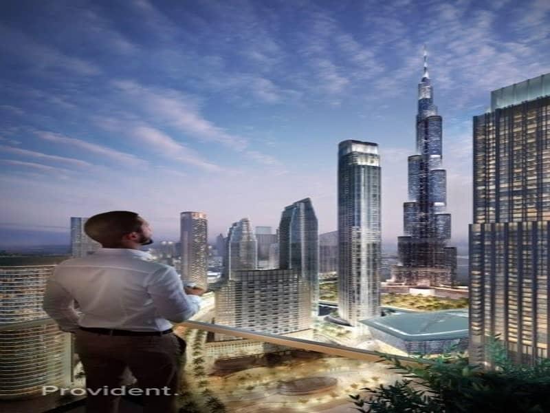 2 The Crown Jewel of Downtown Dubai - Emaar