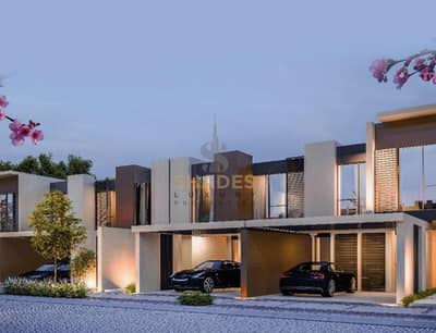 3 Bedroom Townhouse for Sale in Dubailand, Dubai - High-end finish | 5 years PHPP | 50% DLD fee waiver