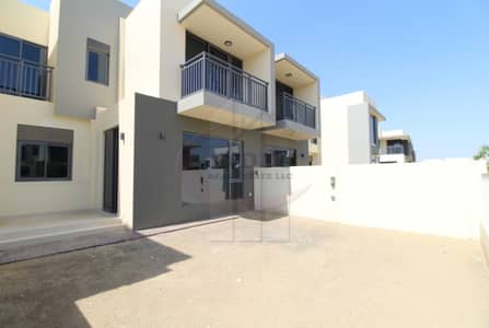 3 Bedroom Townhouse for Sale in Dubai Hills Estate, Dubai - Middle Unit | Type 2M | 3BR + Maids | Handedover