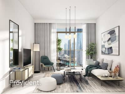 3 Bedroom Flat for Sale in Downtown Dubai, Dubai - Burj Khalifa and Fountain View | Newly Lunched Burj Crown