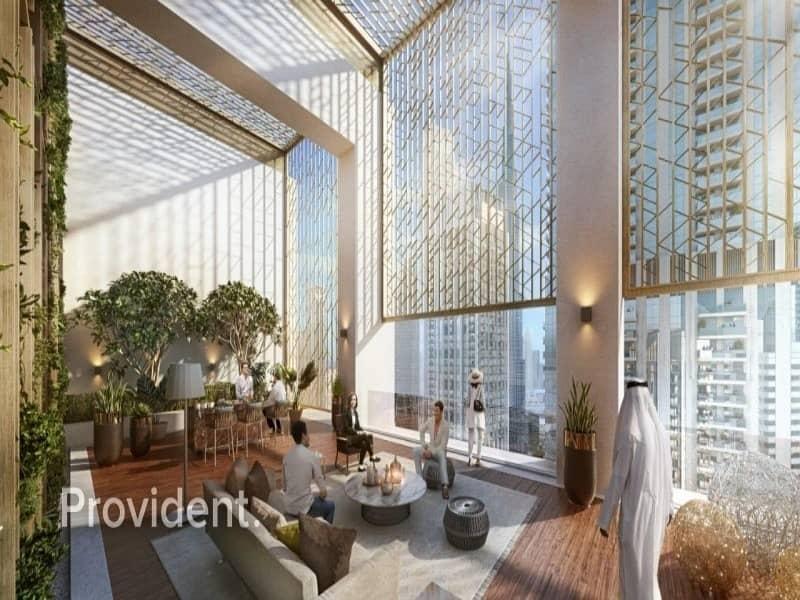 Luxurious living   Burj Crown   Profitable Deal