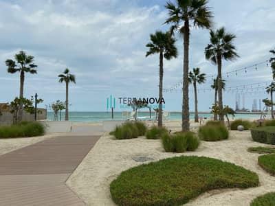 فلیٹ 1 غرفة نوم للايجار في لؤلؤة جميرا، دبي - Private Beach Access   1 BR   Vacant Now