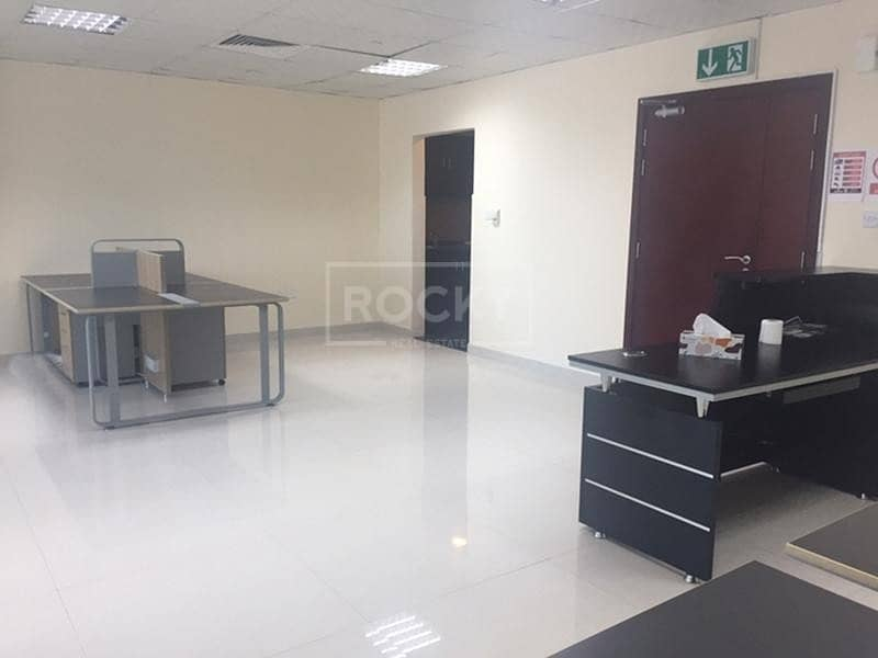 2 Partitioned | Fitted Office | Close to Metro