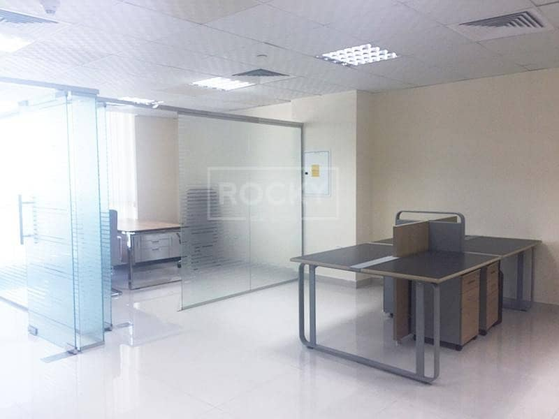 10 Partitioned | Fitted Office | Close to Metro