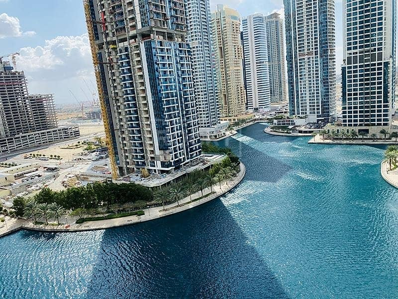 10 Fitted Office | Close to Metro | Lake view | JLT