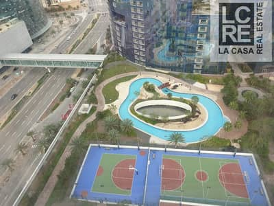 2 Bedroom Flat for Sale in Al Reem Island, Abu Dhabi - Vacant Unit I With Maids Room I Community View