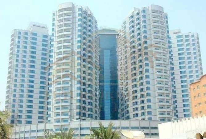 شقة في فالكون تاورز عجمان وسط المدينة 2 غرف 29000 درهم - 4460321
