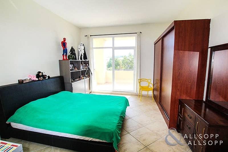 10 Corner Unit | Garden Views |  1 Bedroom