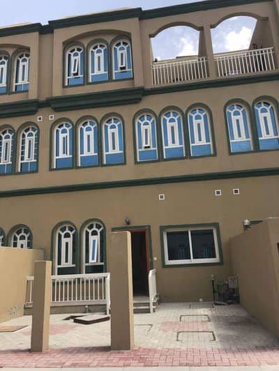 3 Bedroom Townhouse for Rent in Ajman Uptown, Ajman - From Outside