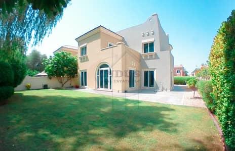 5 Bedroom Villa for Sale in Dubai Sports City, Dubai - Investor Deal | Rented | Type C2 | Oliva | 5BR + Maids