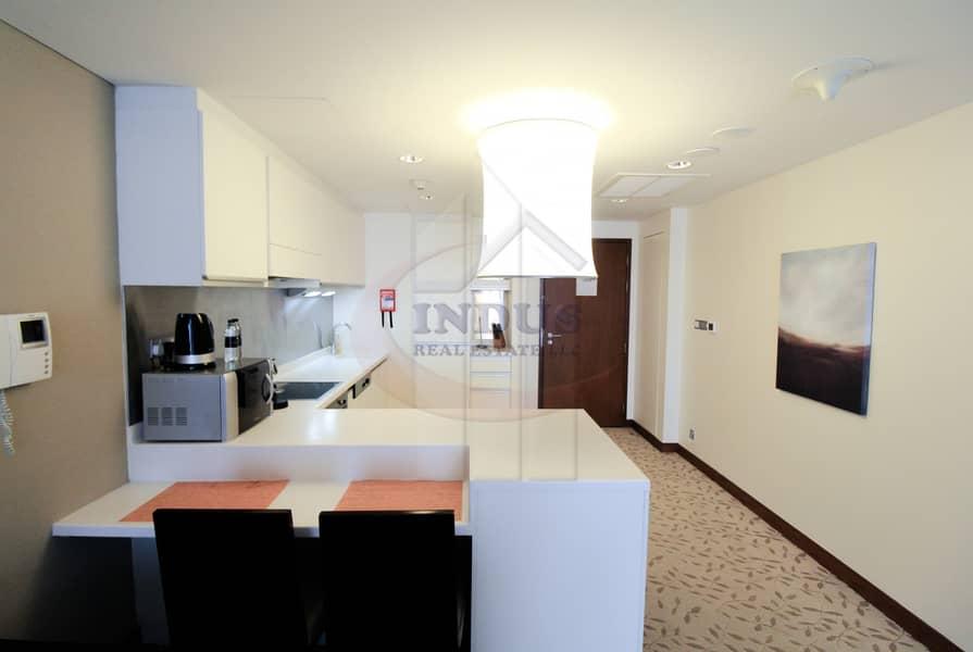 2 Stunning | Fully Furnished | 1BR| Hotel Apartment - Address Dubai Mall