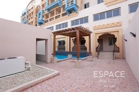 شقة 3 غرف نوم للايجار في نخلة جميرا، دبي - Keys With Me | Luxury | One Of A Kind