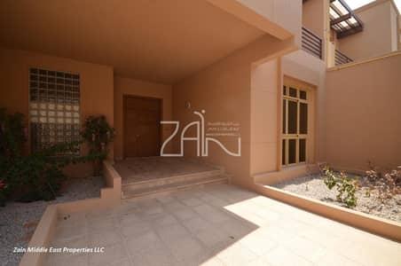 تاون هاوس 4 غرف نوم للايجار في حدائق الجولف في الراحة، أبوظبي - Well Maintained 4 BR Townhouse in Great Location