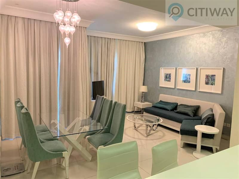 Fully Furnished 3BR |