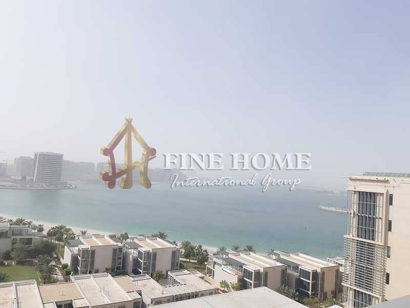 Amazing Sea View 4 BR. penthouse