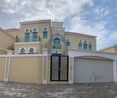 7 Bedroom Villa for Rent in Between Two Bridges (Bain Al Jessrain), Abu Dhabi - Great Villa For Rent With 5 BR Super Duelux