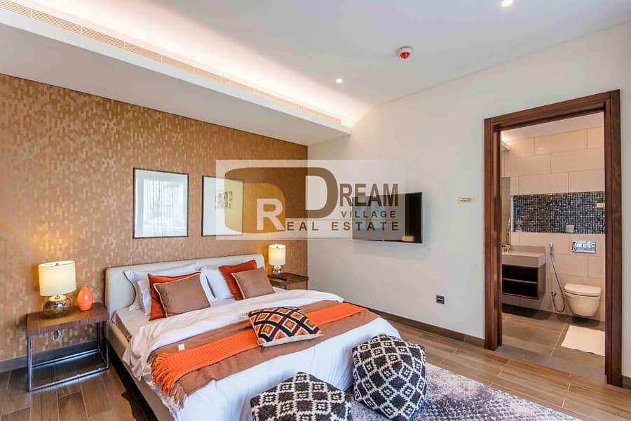 16 ready stand alone villa and enjoy post handover payment plan