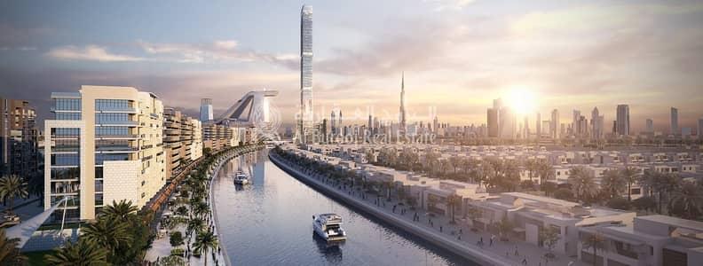 3 Bedroom Flat for Sale in Meydan City, Dubai - 3BR Best Price in Phase 1|Meydan 7% ROI | 2 Yrs Serv Fee