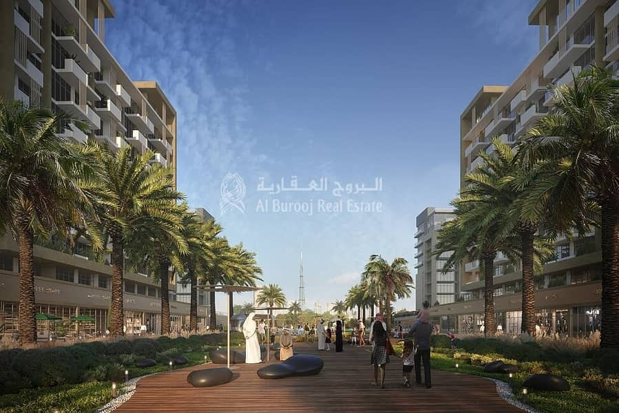 15 3BR Best Price in Phase 1|Meydan 7% ROI | 2 Yrs Serv Fee