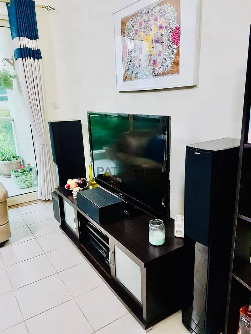 10 Amazing 1bed room for sale in the Greens