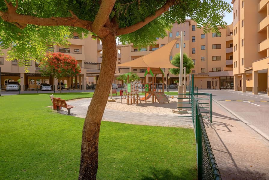 Up-to 12 Cheques | Spacious 1BR in a Tranquil Community | Multiple Options Available