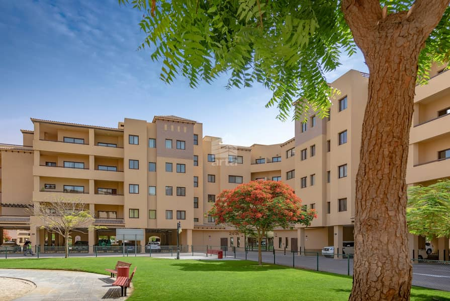 2 Up-to 12 Cheques | Spacious 1BR in a Tranquil Community | Multiple Options Available