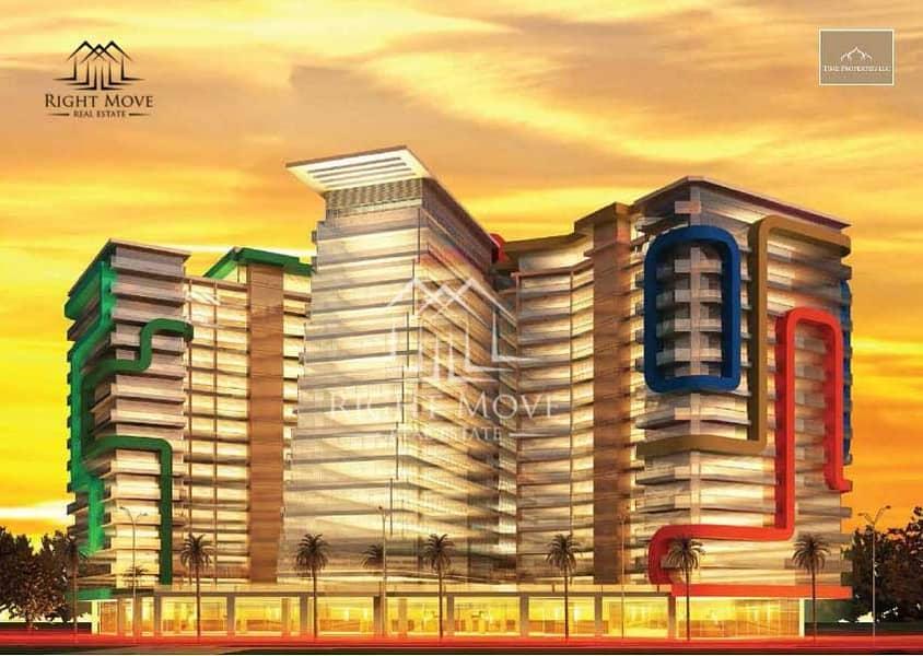 شقة في البوابة العربية واحة دبي للسيليكون 1 غرف 460000 درهم - 4461063