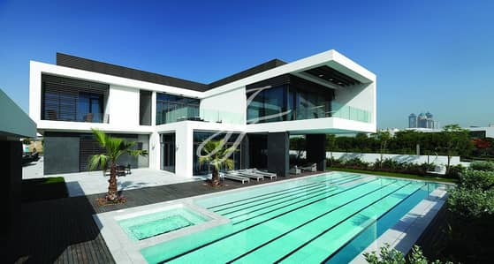 Exquisite 7BR Mansion | Contemporary | By the Crystal Lagoon