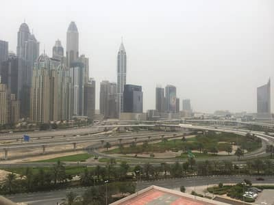2 Bedroom Apartment for Rent in Jumeirah Lake Towers (JLT), Dubai - SPACIOUS 2BHK+MAID+LAUNDRY FULLY MARINA AND LAKE VIEW READY TO MOVE JUST 95K