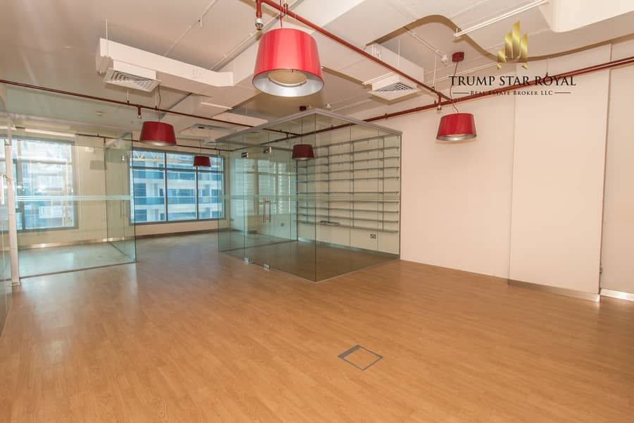 Amazing Offer! Fully Fitted Ready to Move Office in Tecom