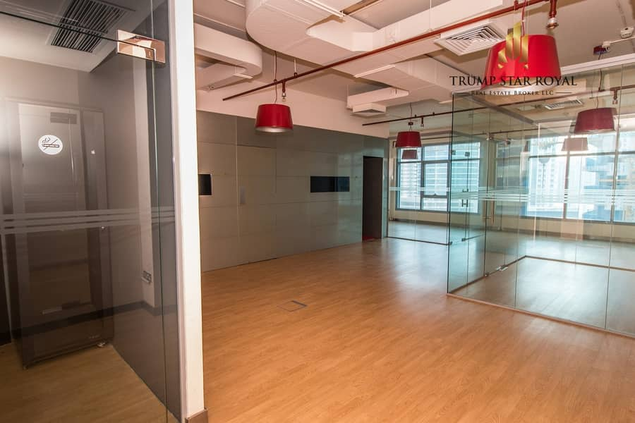 2 Amazing Offer! Fully Fitted Ready to Move Office in Tecom