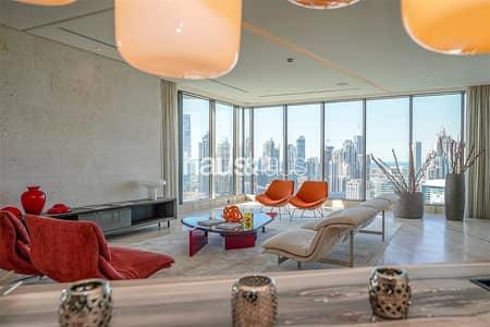 بنتهاوس 5 غرف نوم للبيع في الخليج التجاري، دبي - Re-Sale | Full Floor | 10