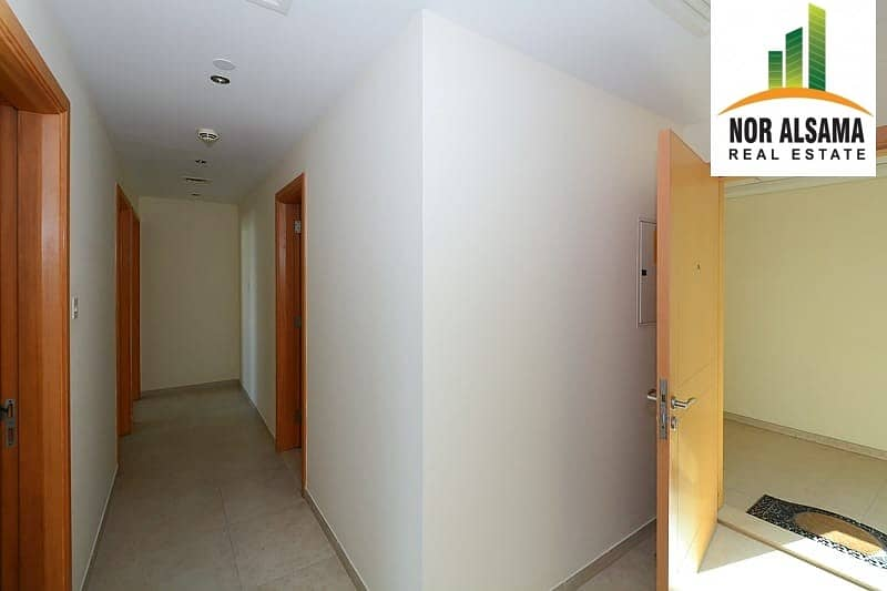 Vacant Ready To Move !!!! 2 Bedroom-Maid's With balcony-2 Parkings-In Dubai Silicon Oasis.