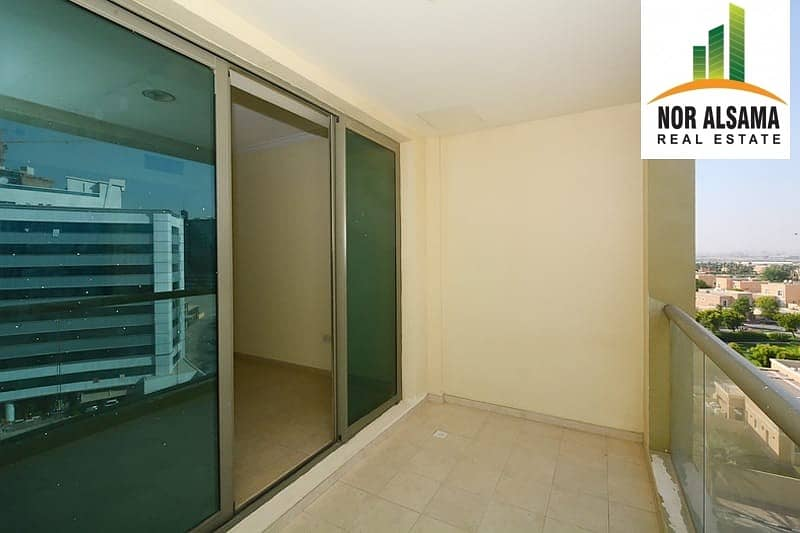 2 Vacant Ready To Move !!!! 2 Bedroom-Maid's With balcony-2 Parkings-In Dubai Silicon Oasis.