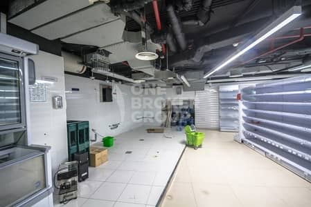Shop for Rent in Dubai Marina, Dubai - Retail space for rent with full Marina view