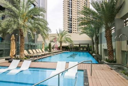 فلیٹ 2 غرفة نوم للبيع في الخليج التجاري، دبي - Fully furnished 2 BR apartment / Urgent sale!